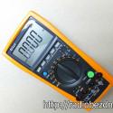 Мультиметр Vici VC99. Установка кнопки питания
