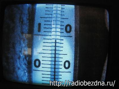термометр ночью