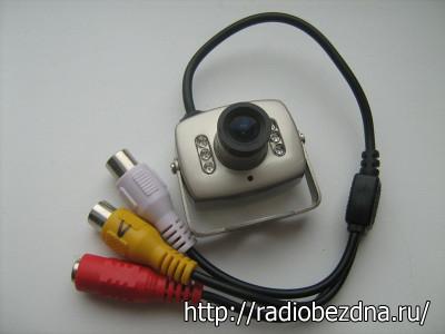 видеокамера с подсветкой