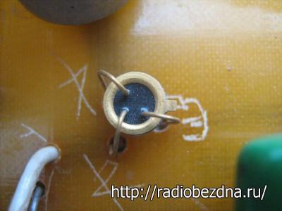 однопереходной транзистор КТ 117Б