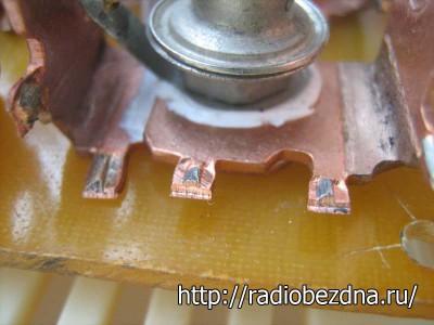 теплопроводящея паста КПТ-8