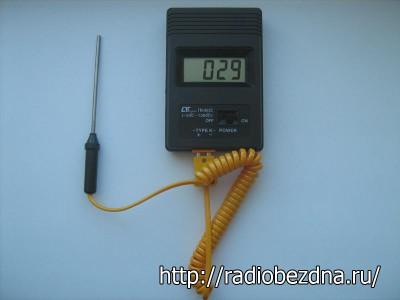 термометр в сборе