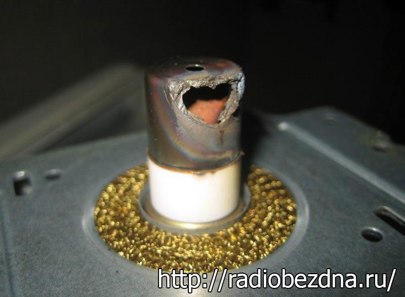 Колпачок на магнетрон своими руками 234