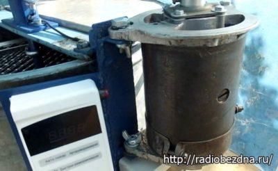 крепление генератора Г-108