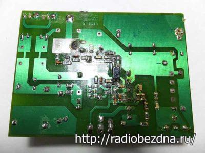 Основная плата зарядного устройства Кедр Авто 5