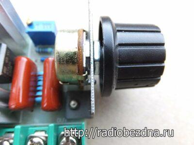 регулировочный резистор R3