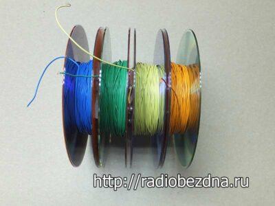катушки цилиндрические для намотки провода